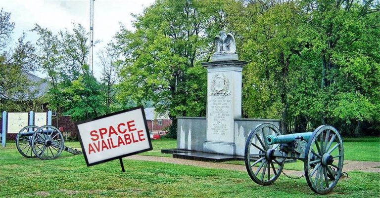 Number of Cannons in Tupelo Plateaus For 90th Consecutive Year